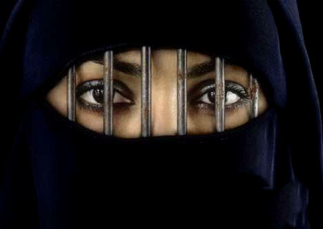 burka bars oppression