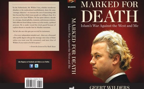 Video: Jamie Glazov Introduces Geert Wilders at Restoration Weekend