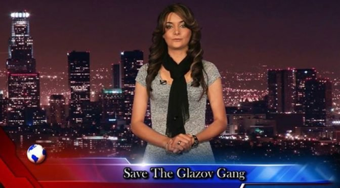Video: Anni Cyrus Stands Up For The Glazov Gang