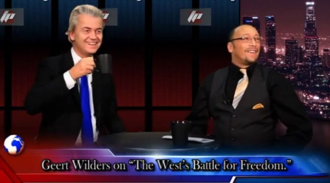 Glazov Gang's 2014 Episode of The Year: Geert Wilders
