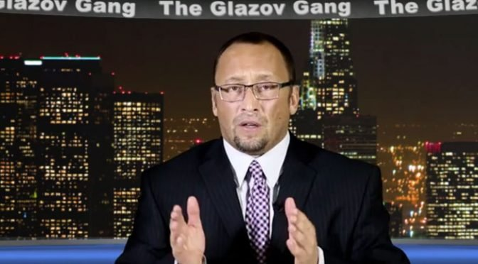 Jamie Glazov Moment: Our Death Through Jihad-By-Immigration