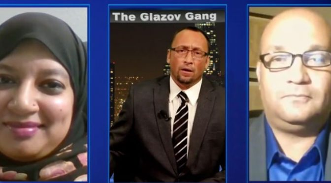 "Islamic Lobbyist Saba Ahmed vs. Ex-Islamic Imam Mark Christian on ""Ben Carson and Islam"" — on The Glazov Gang"
