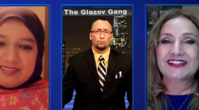 """Islamic Lobbyist Saba Ahmed vs. Ex-Muslim Nonie Darwish on """"Taqiyya"""" — on The Glazov Gang"""