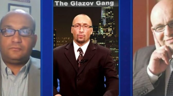 Muslim Refugee Mudar Zahran vs. Former Islamic Imam Mark Christian — on The Glazov Gang