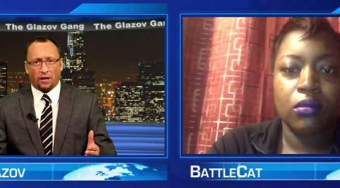 """BattleCat"" Exposes Obama's Islamic and Racist Agenda — on The Glazov Gang"