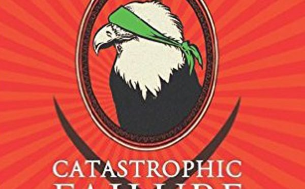 Stephen Coughlin on 'Catastrophic Failure' — on The Glazov Gang
