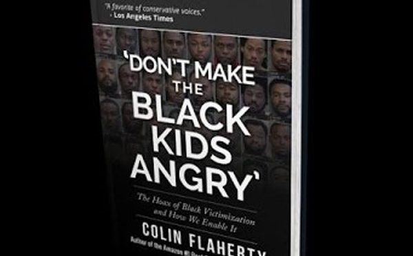 Colin Flaherty on 'Don't Make the Black Kids Angry' — on The Glazov Gang