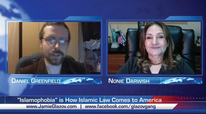 """Islamophobia"" is How Islamic Law Comes to America — on The Glazov Gang"
