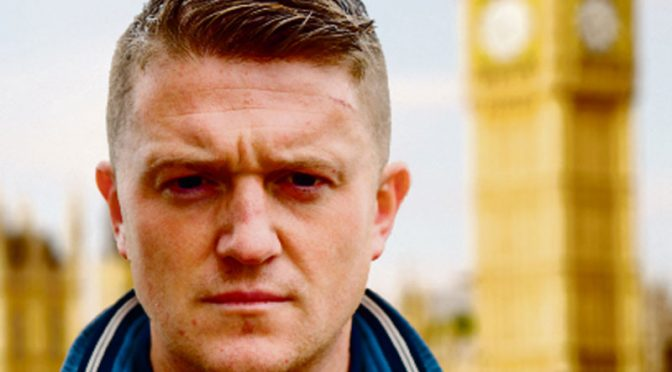 Tommy Robinson, Part I: Enemy of the State — on The Glazov Gang