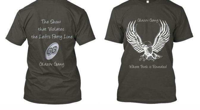 Glazov Gang T-Shirts on the Market!