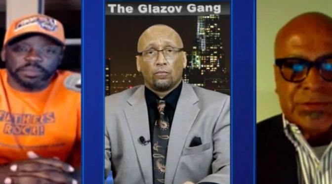 "Joe Hicks and Tommy ""Tj"" Sotomayor on ""Whose Lives Matter""? — on The Glazov Gang"