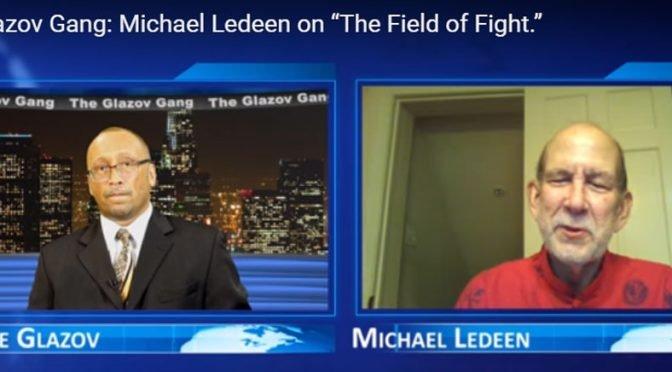 Breitbart.com Runs Glazov Gang Interview With Michael Ledeen!