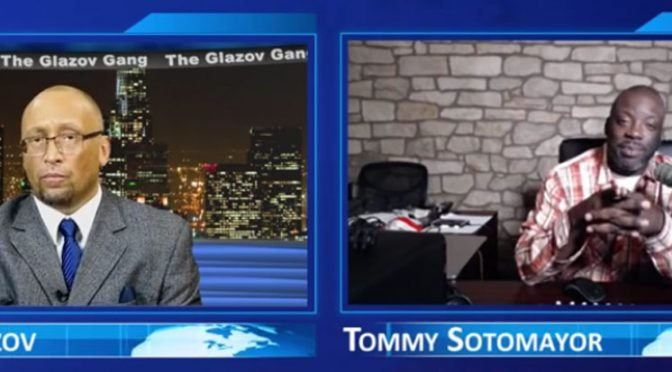 "Tommy Sotomayor on ""Fatherlessness in Black America"" — on The Glazov Gang"
