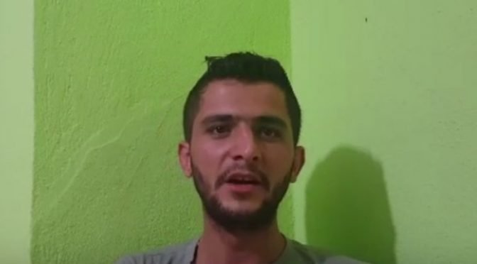 Survivor of Islamic Oppression Sends a Message — an Afshin Sohrabzadeh Moment