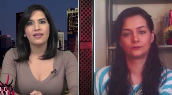 "Anni Cyrus on Tiffany Gabbay's ""Culture Wars"" Discussing Denial about Jihad"