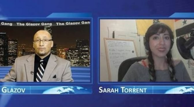 Ex-Muslim Sarah Torrent Takes a Stand on Trump and Hillary — on The Glazov Gang