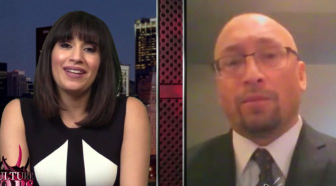 "Video: Jamie Glazov: Anti-Trump Protests Carry Communist ""Virus"""