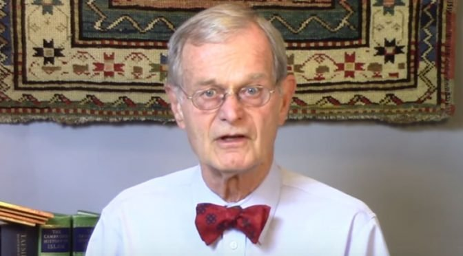 Dr. Bill Warner Moment: How to Use the Elements of Islam to Vet Muslim Migrants