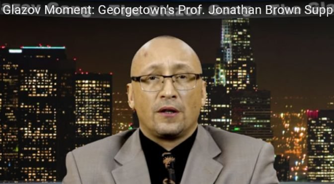 Jamie Glazov Moment: Georgetown's Prof. Jonathan Brown Supports Islamic Slavery and Rape