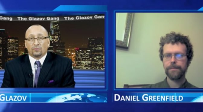 Robert Reich Blames Trump for Muslim Sweden Riots — on The Glazov Gang
