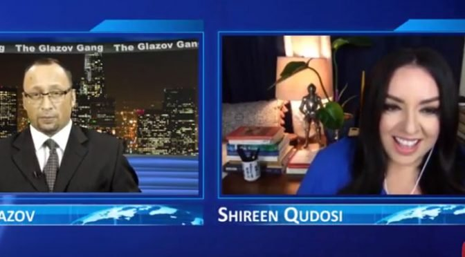 "Shireen Qudosi on ""Muslims Oppressing Muslims"" — on The Glazov Gang"