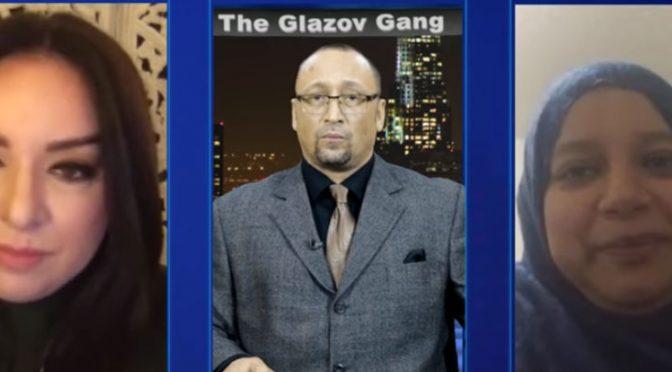 "Glazov Gang Standoff: Saba Ahmed vs. Shireen Qudosi on ""Does Islam Need Reform?"""