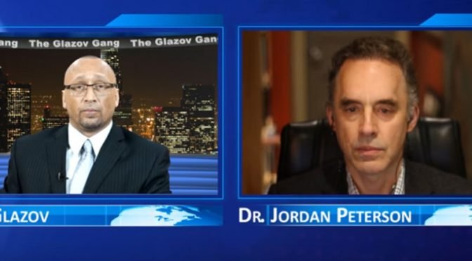 Dr. Jordan Peterson on Non-Traditional Gender Pronouns – on The Glazov Gang