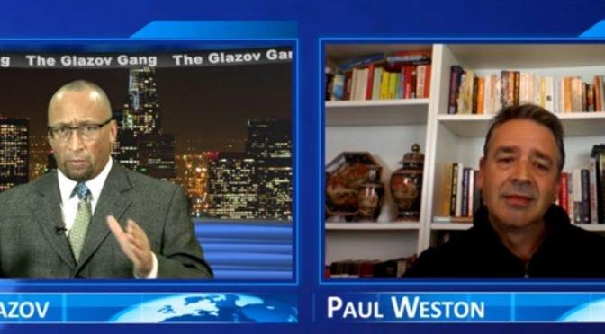 Paul Weston on Islamic Terror in the UK — Glazov Gang