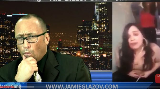 Glazov Moment: Welfare Queen Boasts About Raping Government