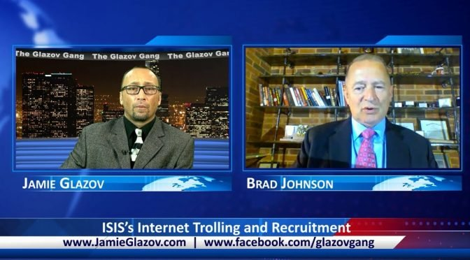 ISIS's Internet Trolling and Recruitment – Glazov Gang
