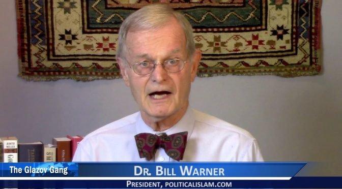 Bill Warner Moment: Why I Am a Civilizationist