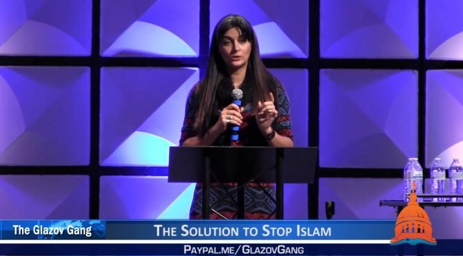 Anni Cyrus Video: The Solution to Stop Islam