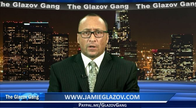 Glazov Moment: The Left's Manhattan Massacre