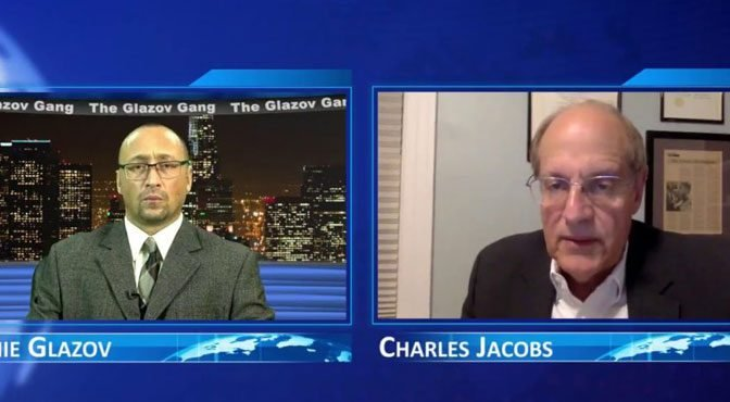 "Dr. Charles Jacobs on ""Racist Arabs' Black Slaves in Sudan and Mauritania"""