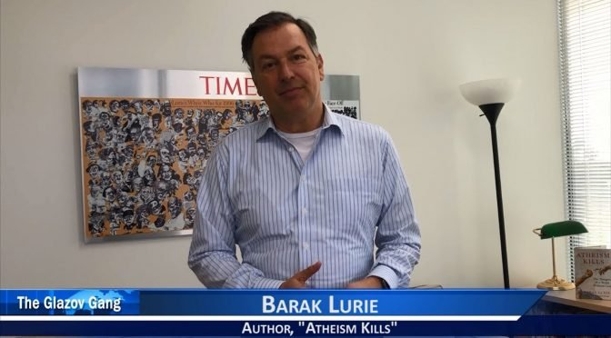 Barak Lurie Moment: Hitler was NO Christian