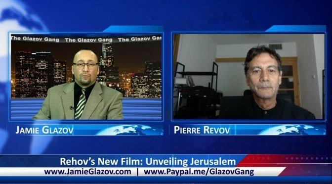 Glazov Gang: Unveiling Jerusalem