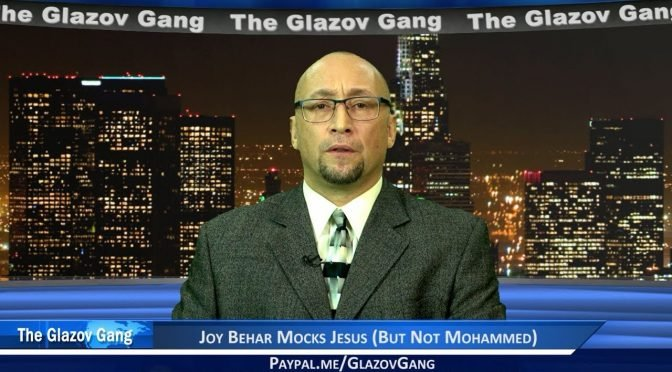 Glazov Moment: Joy Behar Mocks Jesus (But Not Mohammed)