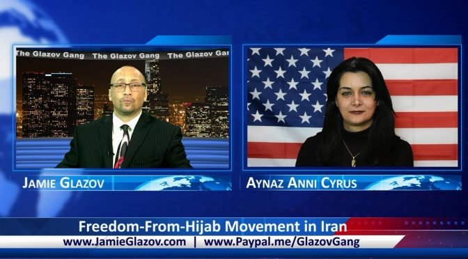 Glazov Gang: Freedom-From-Hijab Movement in Iran