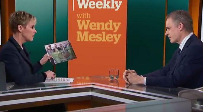 Glazov Gang: Wendy Mesley's Pathetic Jordan Peterson Interview
