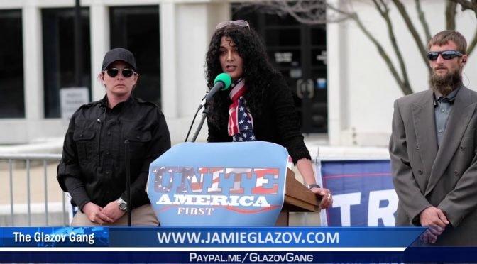 """Anni Cyrus, Sharia Survivor, Schools Antifa """"Feminist"""""""