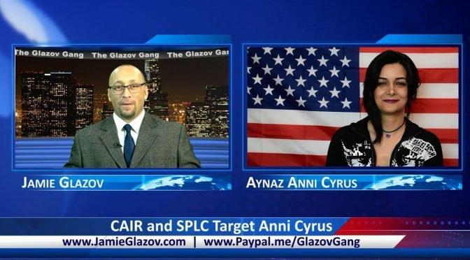 Glazov Gang: CAIR and SPLC Target Anni Cyrus
