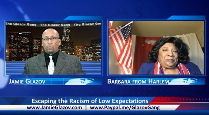 Glazov Gang: Escaping the Racism of Low Expectations