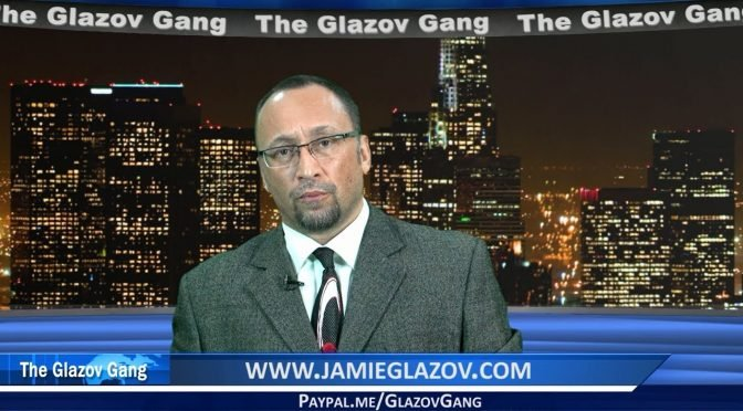 Glazov Moment: Raped After Trying To Discredit Islamophobes