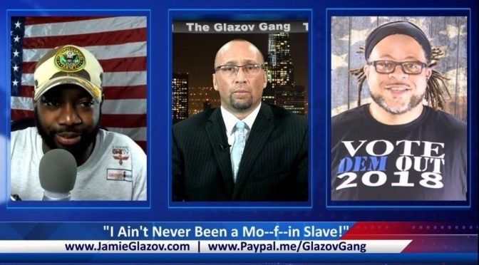 "Glazov Gang: ""I Ain't Never Been a Mo–f–in Slave!"""