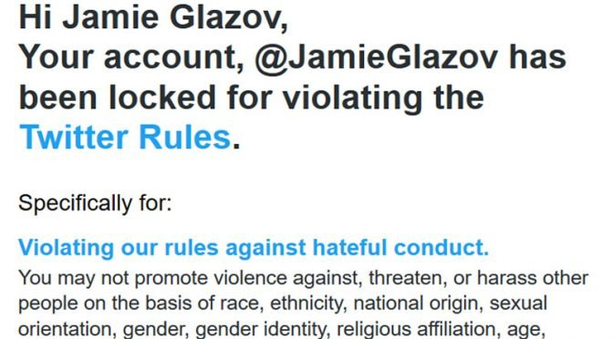 Twitter Suspends Jamie Glazov for Quoting Qur'an and Hadith