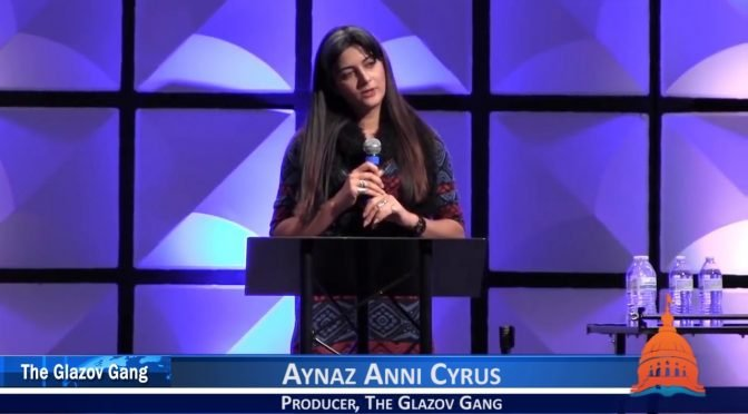 Anni Cyrus: Sold By My Father Into Child Slavery Under Islam