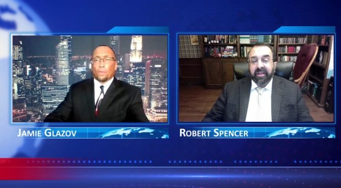 Glazov Gang: FBI Tried To Kill Robert Spencer?