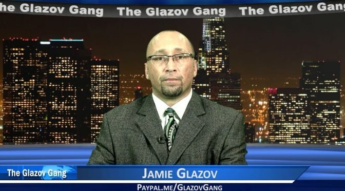 Glazov Moment: Why Facebook Banned Me For Opposing 9/11