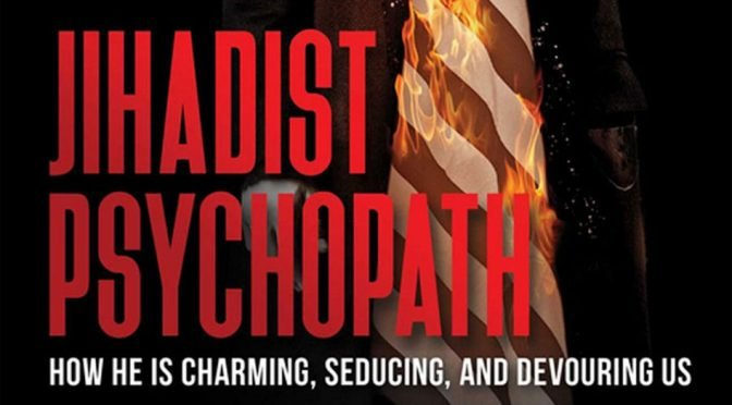 "Glazov's ""Jihadist Psychopath"" #1 Amazon New Release!"