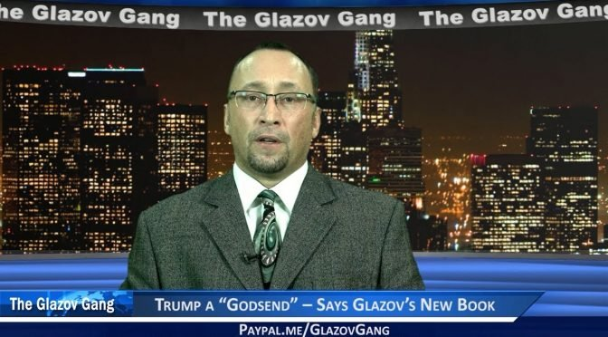 "Trump a ""Godsend"" – Says Glazov's New Book, ""Jihadist ""Psychopath"""